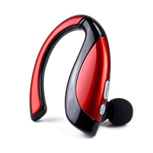 wireless Bluetooth Earphone Ear Hook Wireless bluetooth headset phone Accessories Headphone for Mobile Phone Handsfree Earphone(China)