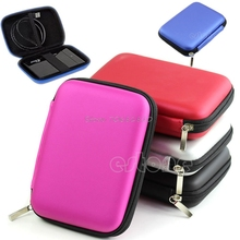 "Hand Carry Case Cover Pouch for 2.5"" USB External WD HDD Hard Disk Drive Protect #R179T# Drop shipping"