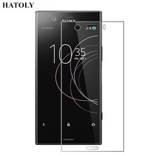 Buy sFor Sony Xperia XZ1 Compact Glass Thin Film HD Screen Protector Sony Xperia XZ1 Compact Tempered Glass Sony XZ1 Compact for $1.49 in AliExpress store