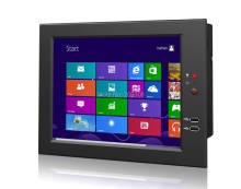 "LILLIPUT PC-1041 10.4"" AIO Industrial Computer 4-wire resistive touch screen Win 7 8 Linux system IPC mini Embedded PC monitor"