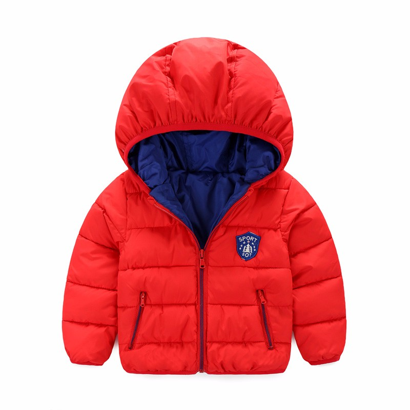 Winter Newborn Baby Snowsuit Fashion S Coats And Jackets Warm Overall Kids Boy Outerwear Clothes 7 24 Month In From Mother