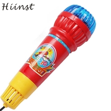 HIINST Echo Microphone Mic Voice Changer Toy Gift Birthday Present Kids Party Song S30 Aug15