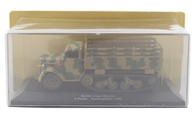 IXO 1/72 Sd.Kfz.3 Mau ltier military truck model Alloy collection model Holiday gift
