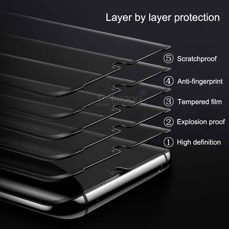 Tempered-Glass-for-Huawei-P30-Pro-Film-Phone-Screen-Glass-Film-Protective-Glass-HD-Tempered-Screen
