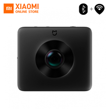 Global Version Xiaomi Mijia 360 Panorama Camera 23.88MP Mi Sphere Camera Action Camera Ambarella A12 3.5K Video Recording WiFi(China)