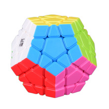 Hot Dodecahedron Magic Cube Puzzle Classic IQ Mind Brain Teaser Puzzles Game Toys for Adults Children