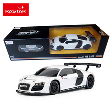 1:24 Electric Mini RC Cars 4CH Remote Control Toys Radio Controlled Cars Toys For Boys Kids Gifts Audi R8LMS 46800 Bentley 48600(China)