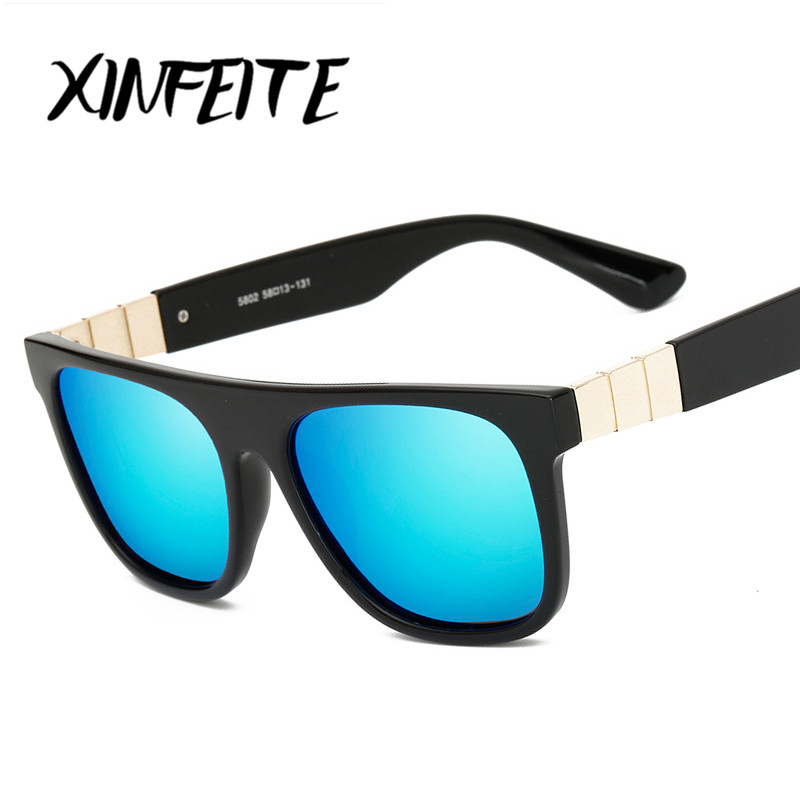XINFEITE 2017 Brand Women And Man Sunglasses Polarized UV400 Vintage Female Driving  Fishing Sun Glasses Male Feminino Shadow<br><br>Aliexpress