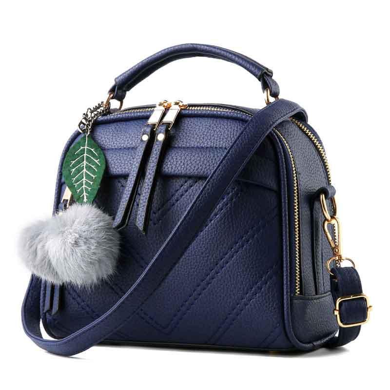 حقيبة الكتف للنساء بالوان متعددة 6