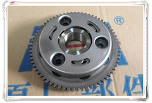 New high quality motorcycle accessories GN250 start clutch one-way ball plate + market + start set screws