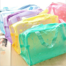 23*13*9cm Home Storage Bag for The Toothpaste, Towels, Soap, Shampoo,Bath Lotion,Cosmetics.5 color to choose.(China)