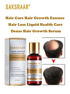 Essence Oils Hair-Care Hair-Growth-Essential Beauty 100%Hair-Loss-Liquid Authentic Original