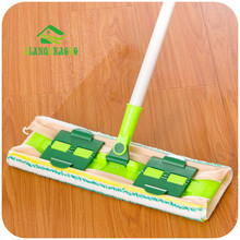 JiangChaoBo 360 Degree Rotating Flat Mop The Floor No Need Hand Washing Towel Mop Solid Wood Floor Tile Floor Mop