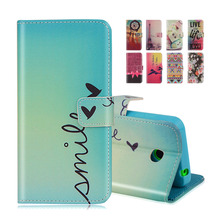 Owl Pink Floral Leather Cover With Silicone Stand Case For Microsoft Nokia Lumia 630 635 Flip Wallet Pocket Cover