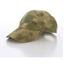 Outdoor hiking male Summer camping Camouflage Tactical hat army Fishing bionic Baseball cadet Military Shade cap