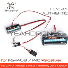 Flysky Module FS-CVT01 Voltage Collection Telemetry for FS iA6B Flysky FS-iA10 Receiver