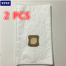 NTNT 2 PCS Fit for Kirby Generation dust bag G4 G5 G6 Microfibre Vacuum Cleaner Hoover Dust Bags non-wowen dust bag hepa filter(China)