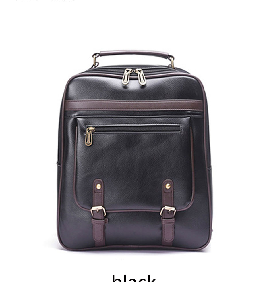 Fashion Women Backpack Pu Leather School Bag Vintage Large Schoolbag For Teenage Girls Brown Black Backpacks Men Rucksack Xa30h To Be Distributed All Over The World Backpacks Men's Bags