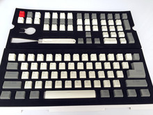 108 SteelSeries 6Gv2/7G layout Thick PBT Keycap Double shot Backlit For OEM Cherry MX Switches Mechanical Gaming Keyboard