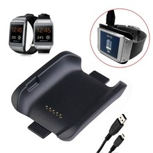 Smart Watch Charging Cradle Charger Dock Station Micro USB Power Supply Dock for Samsung Galaxy Gear SM-V700 Smart Watch