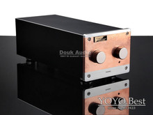 Douk Audio HiFi EAR834 MM Phono Pre-Amplifier 12AX7 Valve Tube PHONOBOX Preamp Finished Product 110~240V