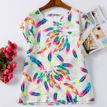 Fashion T Shirt Women Tops Plus Size XXXXXL 6XL Roupas Summer Ropa Mujer Cheap Clothes China Camisetas y Female T-Shirt Top Tee