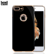 Popular Plating Phone Cases For iPhone 6 6s 7 Cover Shockproof Luxury Ultra Thin Back Shell for iPhone 6 6s 7 Plus Accessories