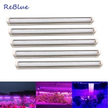 ReBlue led lamps for plants Grow Led Full Spectrum Grow Light Indoor 660nm akvaryum Grow box Tent led bulbs seedling apollo COB