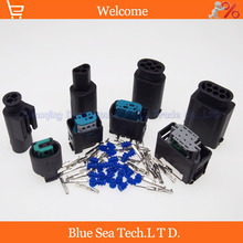 Sample,4 sets/lot 2/3/4/6 Pin Auto Ride height/oxygen sensor plug,Car EGOS/EGS Electrical plug for Porsche,Audi,VW,BMW etc.