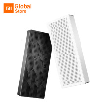 Original Xiaomi Bluetooth 4.0 Speaker Wireless Portable Stereo Mini SoundBox Square Box loudspeaker for Smartphone Computer