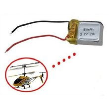 3.7V 150mAh Lipo battery For  Syma S107 S107G 1S 3.7V 150mAh Li-Po Battery 3.7 V 150 mah Helicopter Part 1PCS