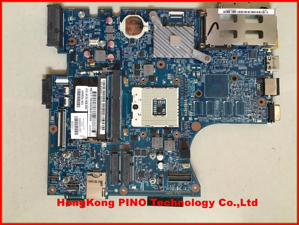 598669-001 For HP 4720S 4520S Laptop Motherboard  Mother board 48.4GK06.011 100% tested<br><br>Aliexpress