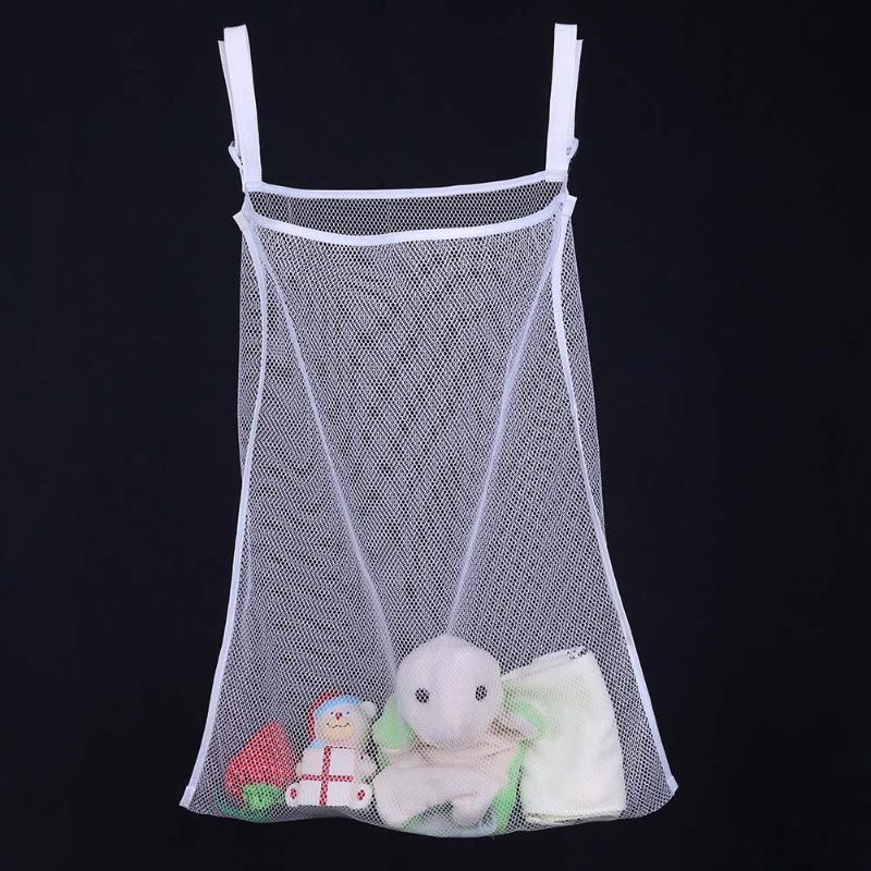 Multifunction Baby Dirty Clothes Bag Bumper Large Hanging Bag Baby Bedding Bedside Pouch Bumper Accessories 48 * 60CM