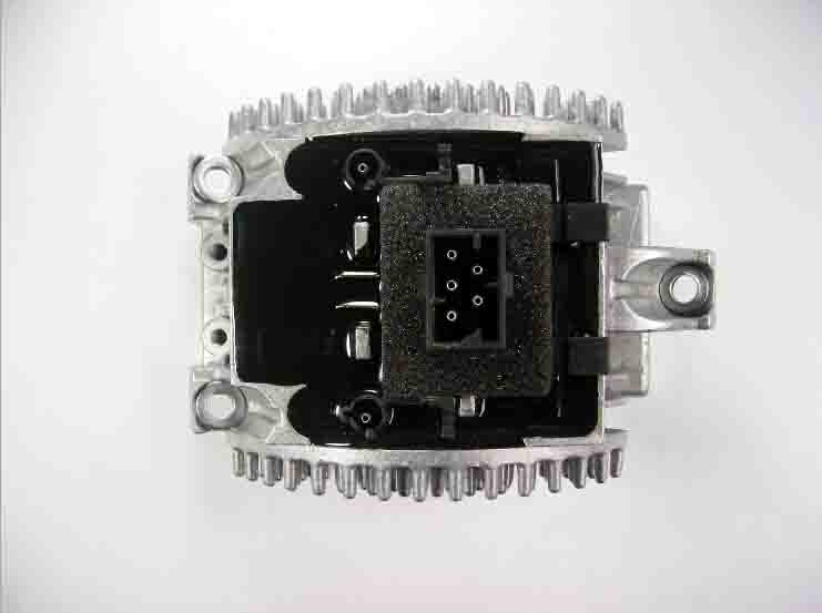 air conditioning Fan Blower Motor Resistor speed resistance regulator for B-M-W 7 transistor switch 64118391399 8391399<br>