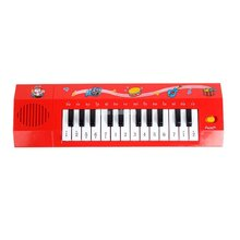 ABWE Best Sale Xylophone Musical Instrument Keyboard / Wisdom Educational Development Training Toy for Baby, Red