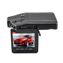 H198 Car DVR with 2.5 Inch 270 Degree Rotated Screen 6 IR LED Cycle Recording Dash Cam Auto Camcorder Vehicle Black Box Camera