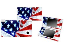 Cool National Flags Designs Vinyl Skin Sticker Protector Cover for Nintendo DSI for NDSI Skins Stickers