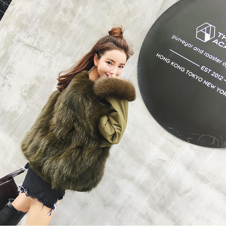 new styles fox fur jacket for women (20)