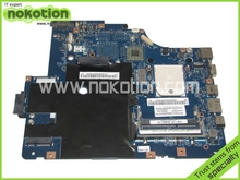 LA-5754P Laptop Motherboard For Lenovo G565 Z565 Notebook PC System board / Main board DDR3 Socket s1 Free CPU 11S69038329