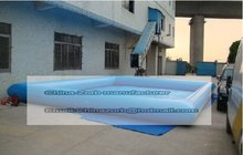 2017 Top quality Crazy price 6x6M swimming pool,pool manufacture,wholesale/retail inflatable new pool(China)