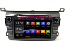 Free Shinpping Android Car DVD Player For Toyota RAV4 2013 2014 With 3G/wifi USB GPS BT