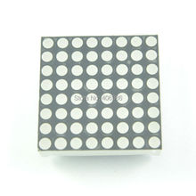 8x8 8*8 3mm Dot Matrix Common Anode Red LED Display Module for Arduino Raspberry