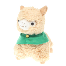 20cm Adorable Japanese Alpaca Stuffed Animal Sheep Baby Cuddle Plush Toys Doll for Kids Christmas Birthday Gifts