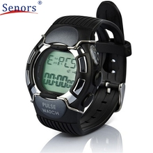 Superior Waterproof Heart Rate Monitor Calorie Pulse Sport Watch With Clock August 4