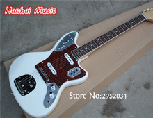 Hot Sale Custom Electric Guitar,White Body,Rosewood Fretboard,Vintage Knobs,Red Tortoise Shell Pickguard,can be Customized