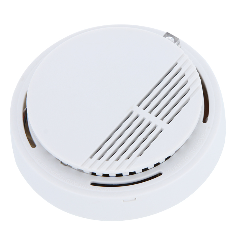 standalone High Sensitivity Stable Photoelectric Smoke Alarm Fire Smoke Detector Sensor Home Security System for Home<br><br>Aliexpress