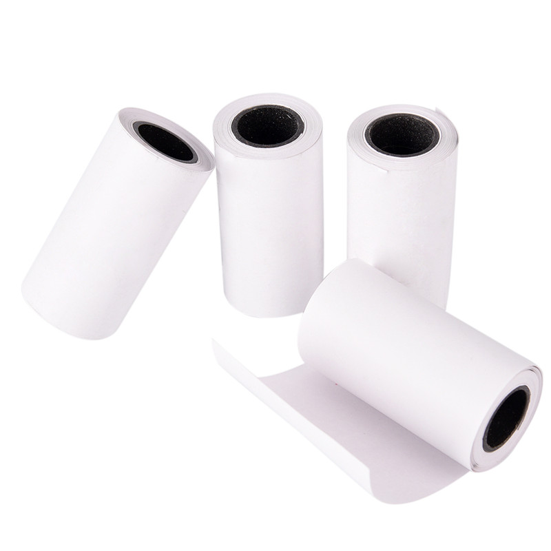 5PCS 57x30mm Thermal Receipt Paper Roll For Mobile POS 58mm Thermal Printer Lot