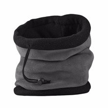 Winter Cashmere Scarf For Women Men Snood O Ring Neck Warmer Muti-function Hat Bonnet Femme Outdoor Ski Face Mask Balaclava(China)
