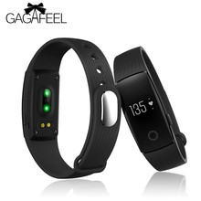GAGAFEEL Bluetooth4.0 Digital Watch Smart Bracelet Heart Rate Monitor Smart Wristband Fitness Tracker Watch Band for Android iOS(China)
