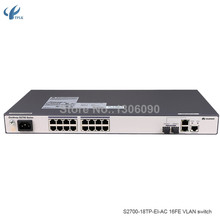 S2700-18TP-EI-AC Huawei Layer 2 Fast 16-port network switch 2 Gigabit SFP network management vlan switch
